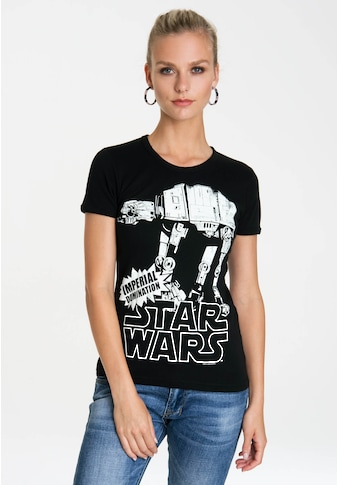LOGOSHIRT T-Shirt »AT-AT«, mit lizenziertem Originaldesign kaufen