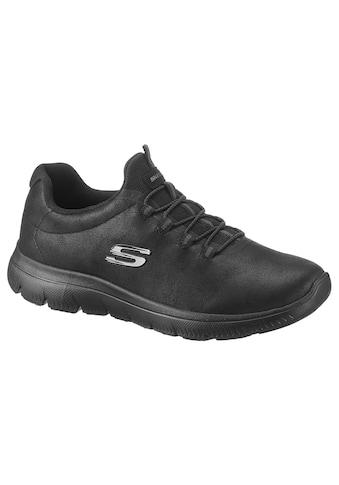 Skechers Slip - On Sneaker »SUMMITS  -  ITZ BAZIK« kaufen