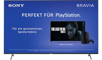 Sony KD43XH8096 LED - Fernseher (108 cm / (43 Zoll), 4K Ultra HD, Android TV kaufen
