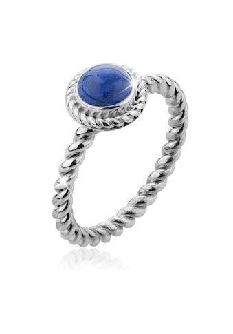 Nenalina Fingerring »Lapislazuli Geburtsstein September Edel 925 Silber« kaufen