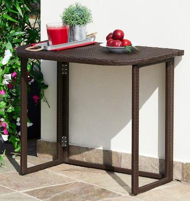 Balkon Wandtisch