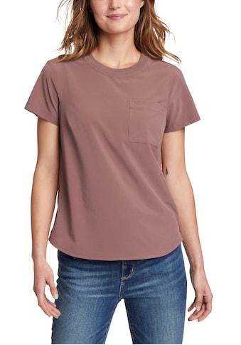 Eddie Bauer T-Shirt, Departure T-Shirt mit Tasche kaufen