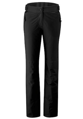 Maier Sports Skihose »Vroni slim«, Slim fit, wasserdicht, atmungsaktiv, elastisch kaufen