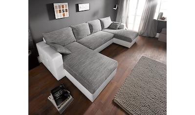 sit&more Wohnlandschaft, inklusive Bettfunktion und Bettkasten kaufen