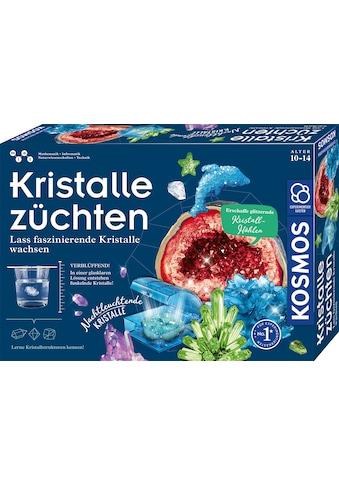 Kosmos Experimentierkasten »Kristalle züchten«, Made in Germany kaufen