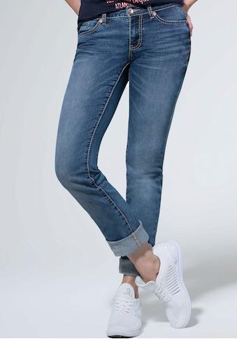 SOCCX Straight-Jeans »RO:MY« kaufen