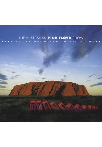 Musik-CD »2011-Live From The Hammersmith Apollo / Australian Pink Floyd Show,The« kaufen