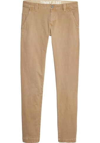 TOMMY JEANS Chinohose »TJM SCANTON DITSY PATTERN PANT« kaufen