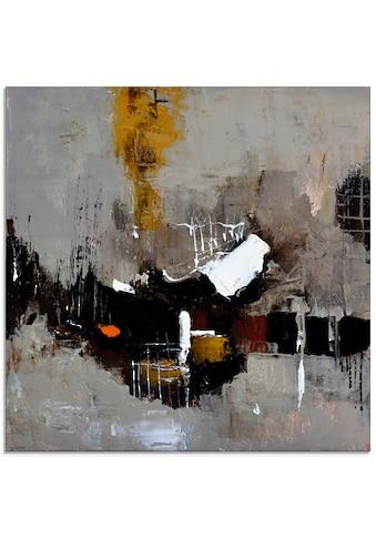 Artland Glasbild »Abstrakt IX«, Gegenstandslos, (1 St.) kaufen