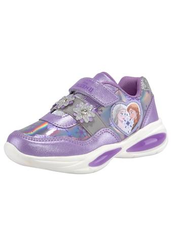 Disney Sneaker »FROZEN«, mit cooler Blinkfunktion in der Sohle kaufen