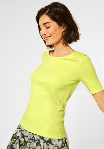 Cecil T-Shirt, Basic kaufen
