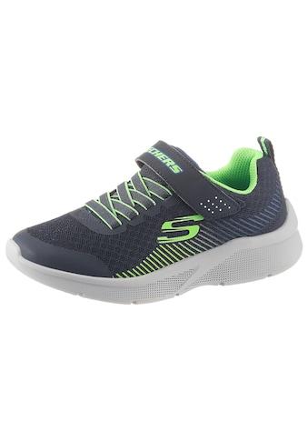 Skechers Kids Sneaker »Microspec«, mit leichter Laufsohle kaufen