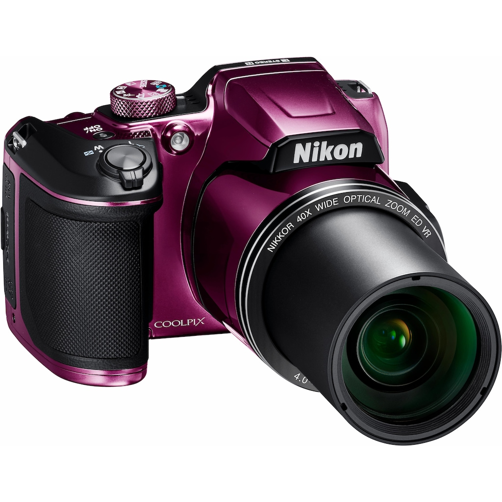 Nikon Kompaktkamera »Coolpix B500«, 40 fach optischer Zoom