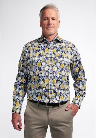 Eterna Businesshemd »COMFORT FIT«, Print-Hemd kaufen