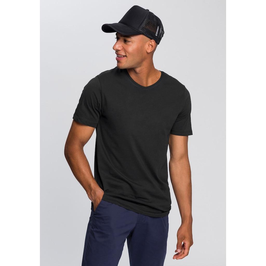 ONLY & SONS V-Shirt »BASIC V-NECK 3 PACK«