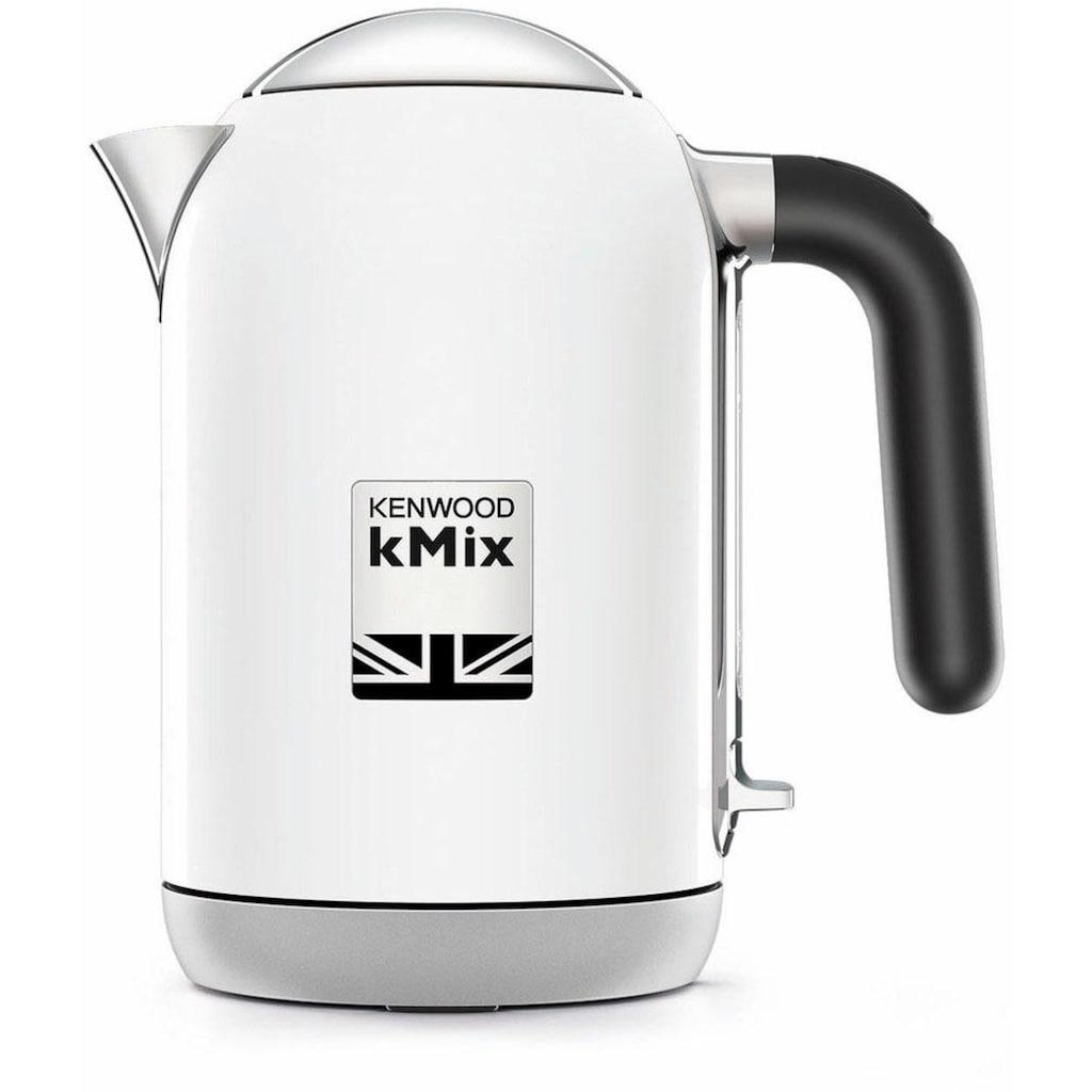 KENWOOD Wasserkocher »ZJX650WH«, 1 l, 2200 W