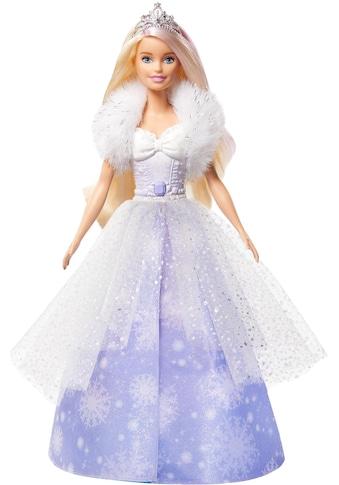 Mattel® Anziehpuppe »Barbie Dreamtopia Schneezauber Prinzessin« kaufen