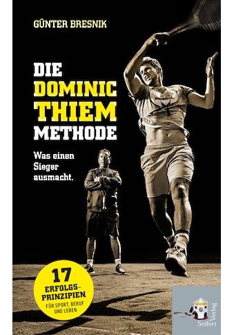 Buch »Die Dominic-Thiem-Methode / Günter Bresnik« kaufen