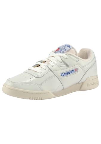 Reebok Classic Sneaker »WORKOUT PLUS 1987 TV« kaufen