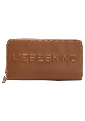 Liebeskind Berlin Geldbörse »Hannah WALLET LARGE«, mit schöner Logo Prägung kaufen