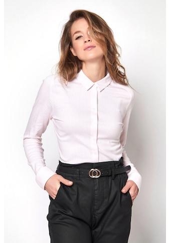 Desoto Jerseybluse Mia Langarm Bügelfrei kaufen