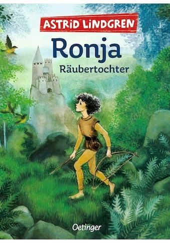 Buch »Ronja Räubertochter / Astrid Lindgren, Ilon Wikland, Anna-Liese Kornitzky« kaufen