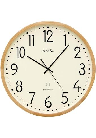 AMS Funkwanduhr »F5534« kaufen