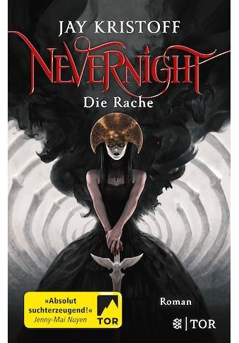 Buch »Nevernight - Die Rache / Jay Kristoff, Kirsten Borchardt« kaufen
