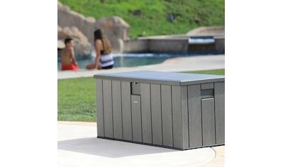 LIFETIME Kissenbox »Premium Wood«, BxTxH: 151x72x69 cm, 570 Liter kaufen