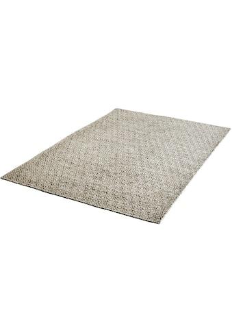 Obsession Wollteppich »My Jaipur 334«, rechteckig, 14 mm Höhe, reine Wolle,... kaufen