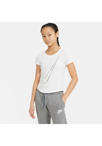 Nike Sportswear T-Shirt »G Nsw Tee Victory Swoosh« kaufen
