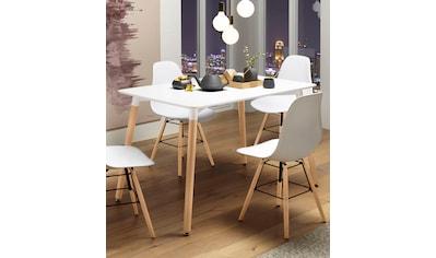 Paroli Esstisch, Breite 120 cm kaufen