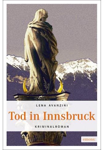 Buch »Tod in Innsbruck / Lena Avanzini« kaufen