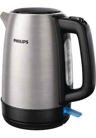 Philips Wasserkocher »HD9350/90 Daily Collection«, 1,7 l, 2200 W, Edelstahl kaufen