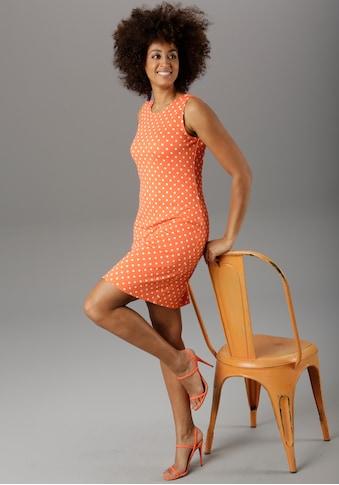 Aniston SELECTED Sommerkleid, im Punkte-Druck kaufen
