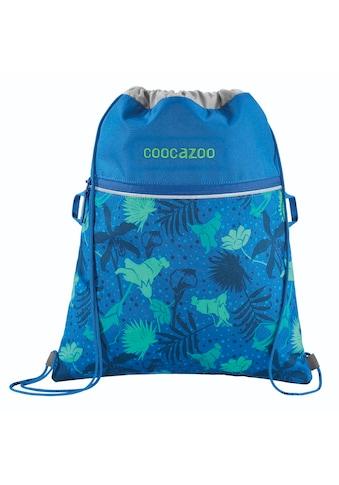 "Coocazoo Sportbeutel ""RocketPocket2"", Tropical Blue kaufen"