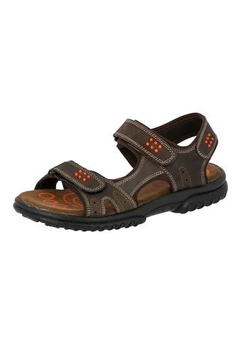 Lico Sandale »Trekkingsandale Tellaro V  -  braun« kaufen
