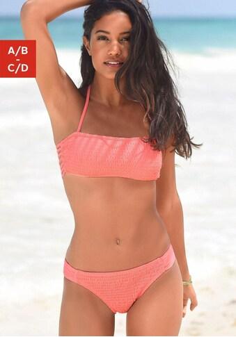 Homeboy Bandeau-Bikini-Top »Kuba«, in gerader Form kaufen