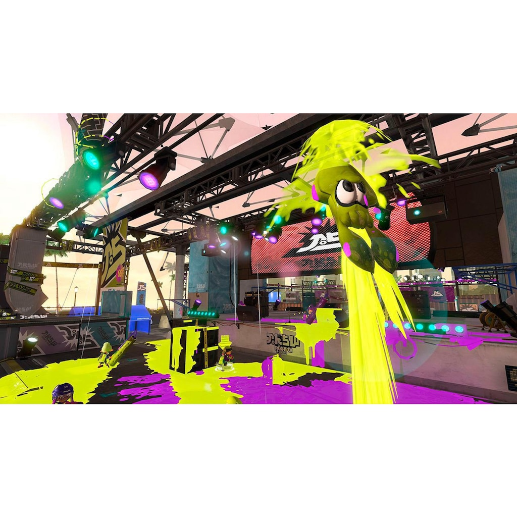 Nintendo Switch Spiel »Splatoon 2«, Nintendo Switch