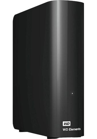 WD externe HDD-Festplatte »Elements Desktop« kaufen