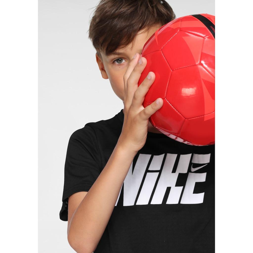 Nike Funktionsshirt »BOYS NIKE BREATHE GFX SHORSLEEVE TOP«
