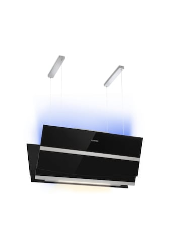 Klarstein Dunstabzugshaube 720m³/h LCD - Display Timer RGB »Island90cm« kaufen