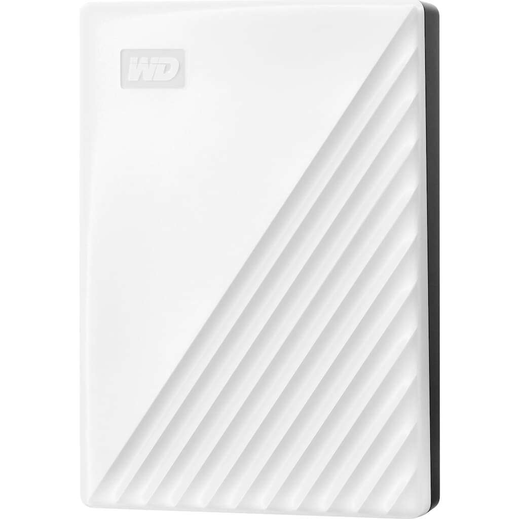 WD externe HDD-Festplatte »My Passport™ White Edition«