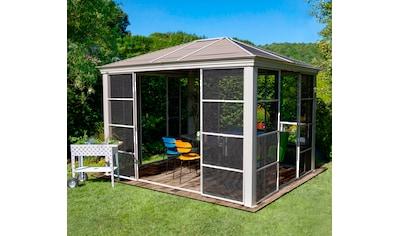 Sojag Pavillon »Striano«, (Set), BxT: 362x298 cm kaufen