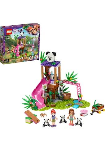 """LEGO® Konstruktionsspielsteine """"Panda - Rettungsstation (41422), LEGO® Friends"""", Kunststoff, (265 - tlg.) kaufen"""