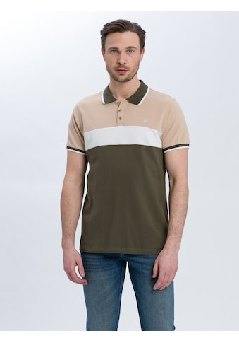 Cross Jeans® Poloshirt »15633«, Sportliches Poloshirt kaufen