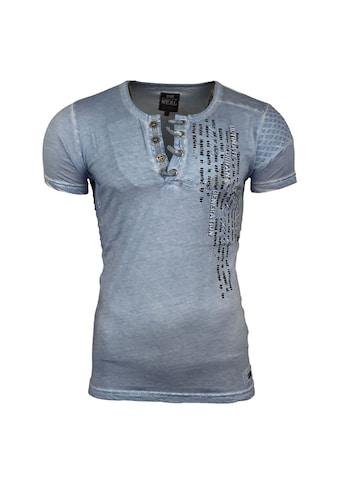 Rusty Neal T-Shirt mit Marken-Print kaufen