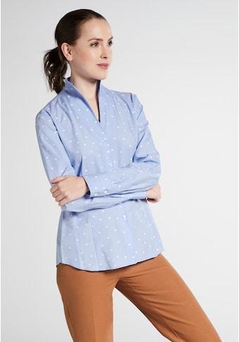 Eterna Langarmbluse »MODERN CLASSIC«, Fil Coupé Bluse kaufen
