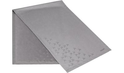 Joop! Tischläufer »FADED CORNFLOWER«, (1 St.), Aus Jacquard-Gewebe gerfertigt mit... kaufen