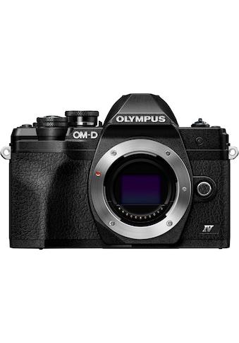 Olympus Systemkamera-Body »E-M10 Mark IV«, Bluetooth-WLAN (WiFi), +BLS-50, F-5AC... kaufen